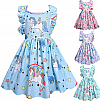 DRESS ANAK PEREMPUAN LITTLE PONY BLUE STAR #11